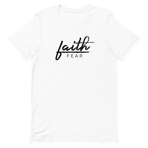 Faith Over Fear - Black -  Unisex Premium T-Shirt