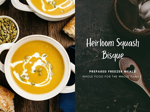 Heirloom Squash Bisque