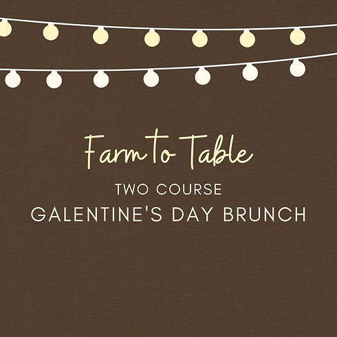 Galentine's Day Brunch SOLD OUT