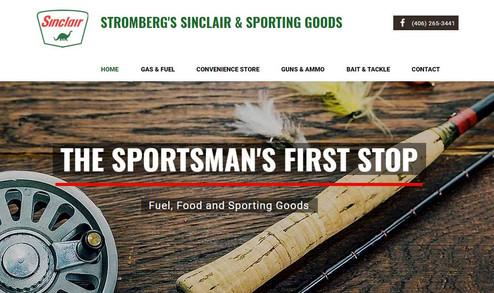 Stromberg's Sinclair