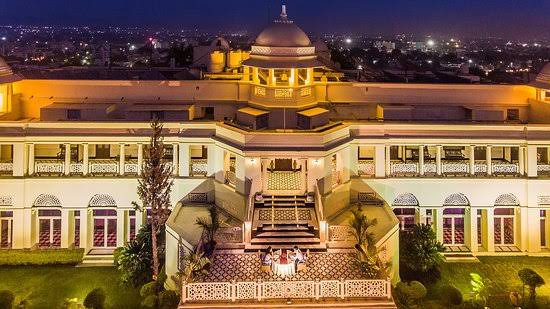 Laxmi Vilas Palace Udaipur