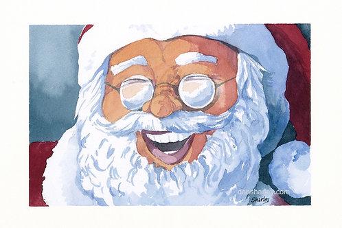 """""""Grateful Santa"""""""