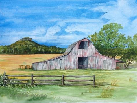 Sugar Loaf Barn
