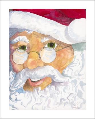 Betsy's Santa