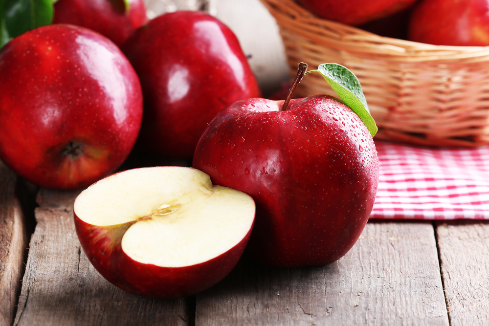 December 1 Eat A Red Apple Day