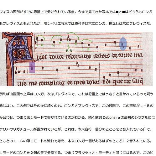 ノートルダム楽派 写本譜例集:Ⅱ巻