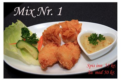 3. Mix 1