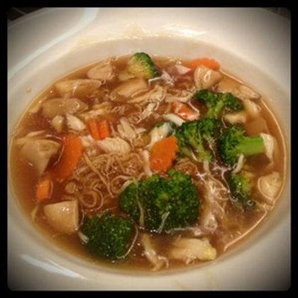 62. Chow mein