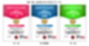 デザイナーズ認定証の作り方【SPT-004】レターメダル3段階イメージ