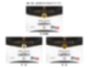 デザイナーズ:ディプロマ認定証の作り方【SPY-005】インビテイション3段階イメージ