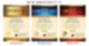 デザイナーズ認定証の作り方【SPT-002】ロイヤルベージュ3段階イメージ