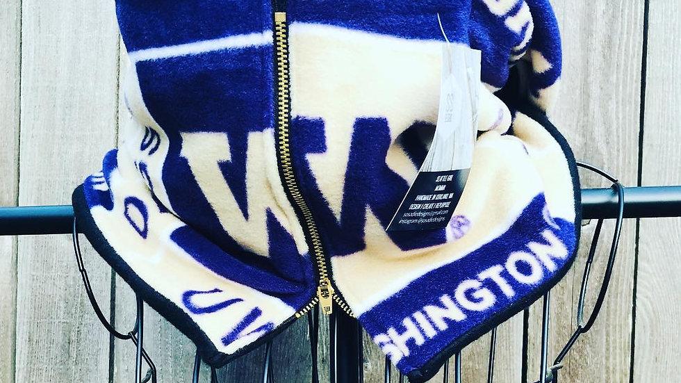 Lux + University of Washington scarf