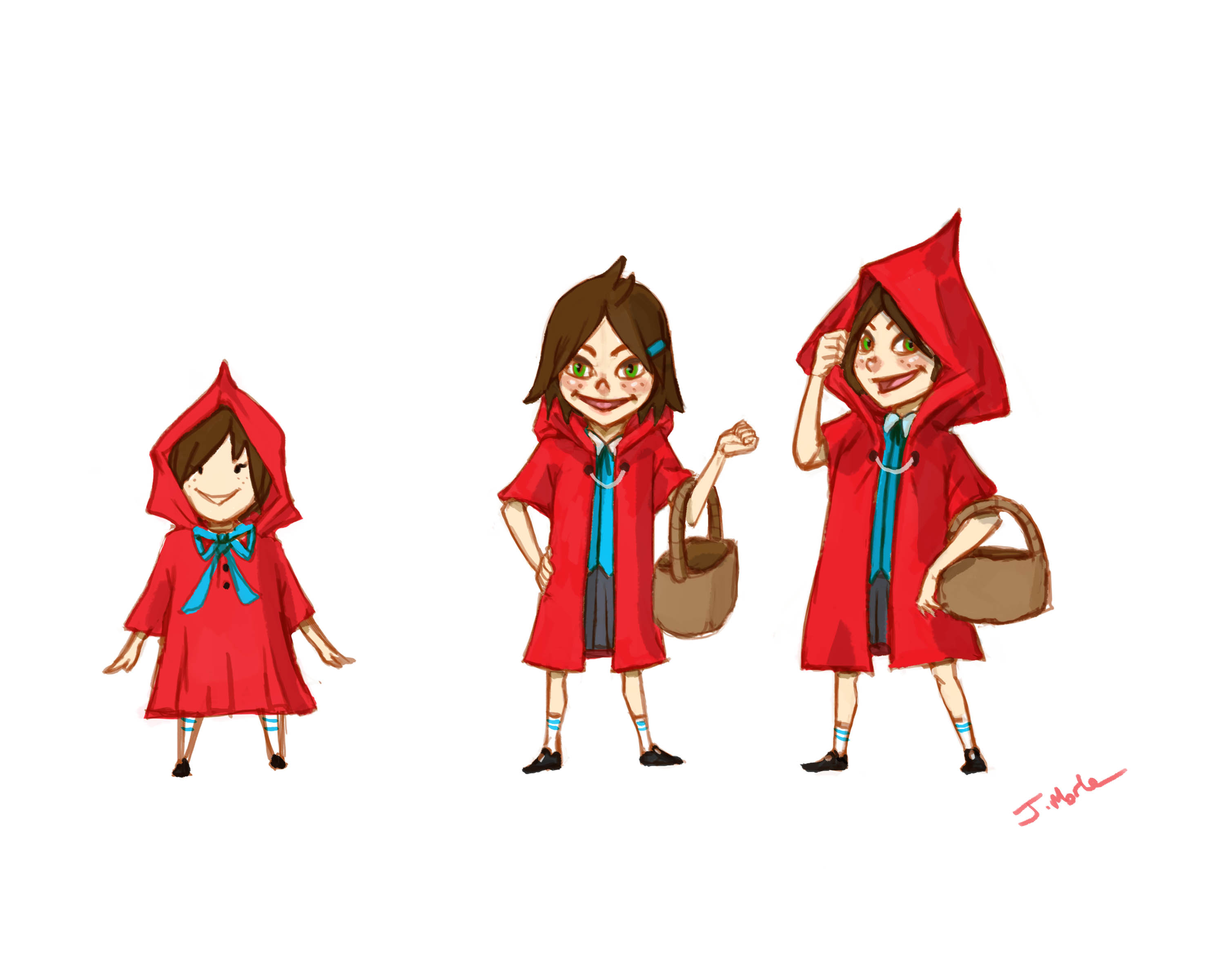 Red Riding Hood Toon