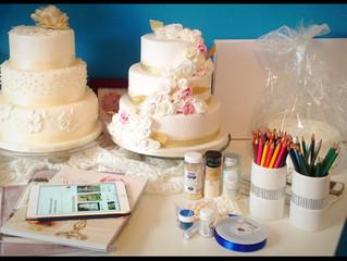 How to prepare for a wedding cake consultation
