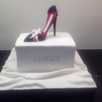Shoe on Shoebox