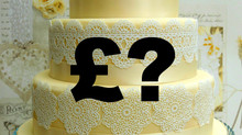 Can wedding cakes wreck the budget?