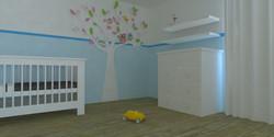 הדמיות חדר תינוקות