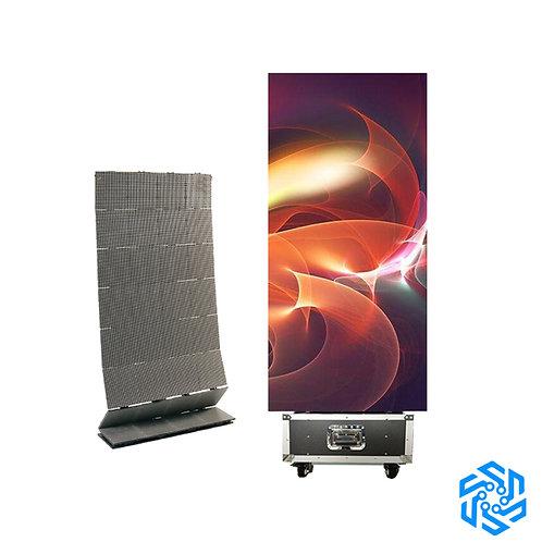 Fold-able LED