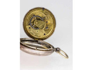 Matthew Murch Pocket Watch to Auction - Germany