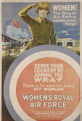 WRAF Poster