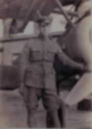 Stanley A J Wood, dashing pilot 1918