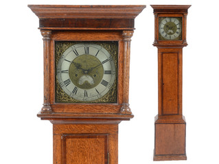 Jerum Murch Clock Going to Auction