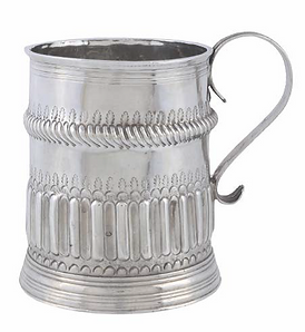 A Silver Cup by John Murch