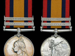 Murch Medal Going to Auction