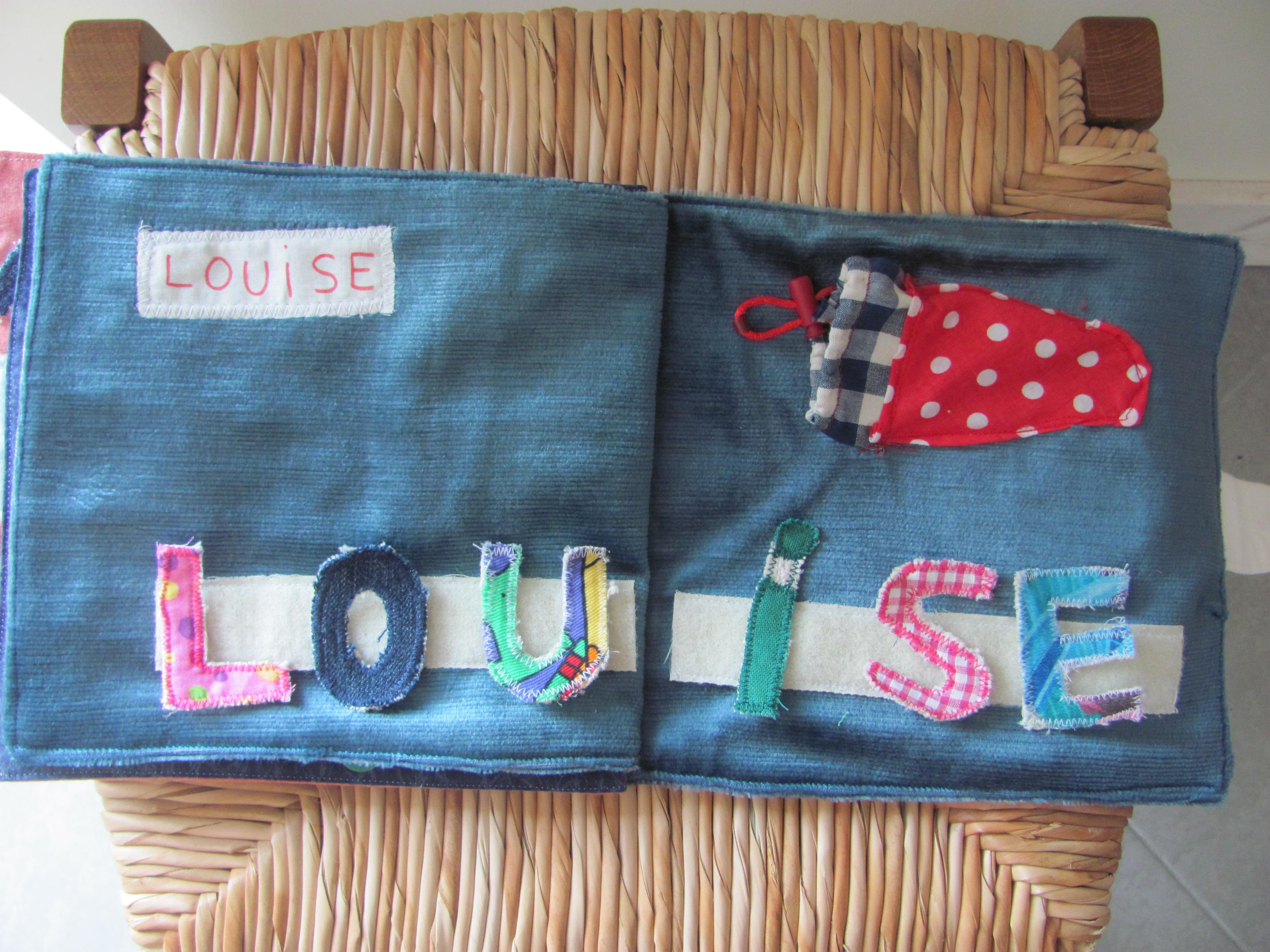 livre Louise