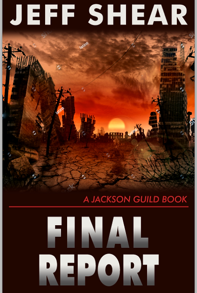 Book Three of the Jackson Guild Books