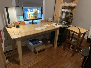 Building a Work Shop