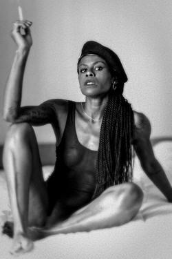 Be Barock Black Panther Inked Model