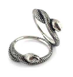 Anneau clicker - Snake
