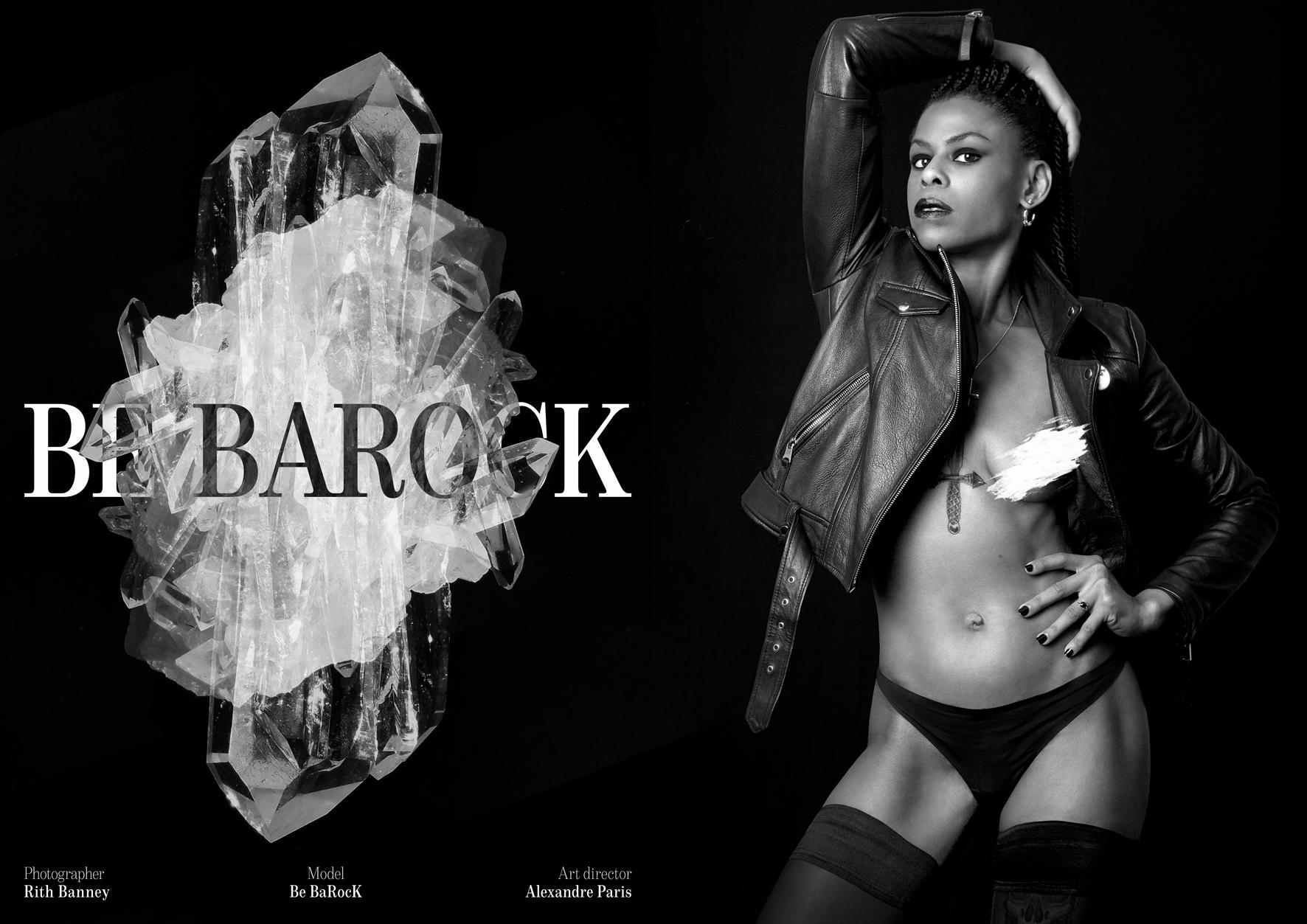 Be Barock Alternative Inked Model