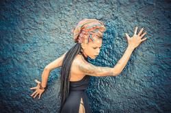 Be Barock Model Black African Queen