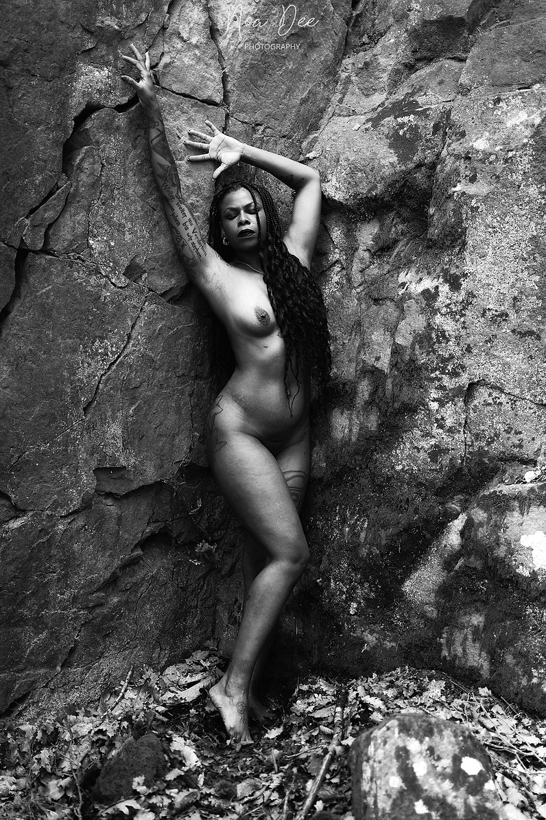 Be Barock Model Art Dark Model Nude Photography