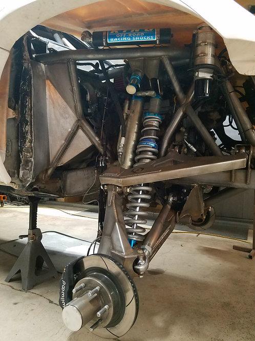 2005+ Toyota Tacoma J-Arm Race Kit