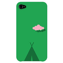 Green iPhone Cover
