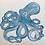 Thumbnail: 'Octopus' Original Linocut Print (Unframed)