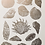 Thumbnail: Seashells - Original Linocut Print