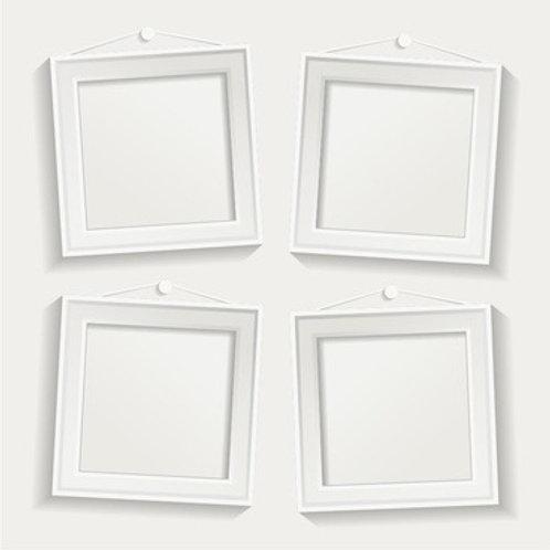 Custom Framing (Prices Vary)