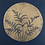 Thumbnail: Botanical Triptych (Copper on Indigo - unframed)