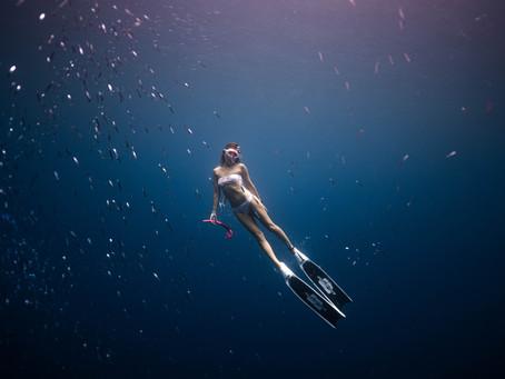 剛接觸自由潛水嗎?你不能不知道的基本裝備