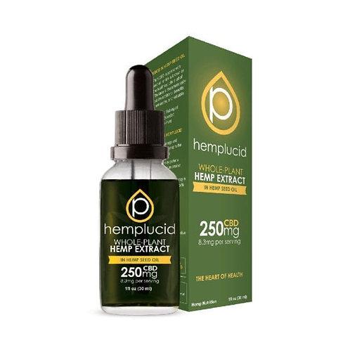 Hemp Lucid Hemp Seed Oil 250 mg