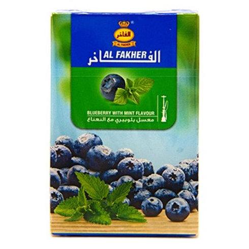 Tabaco Al Fakher Blueberry W/Mint Flavor