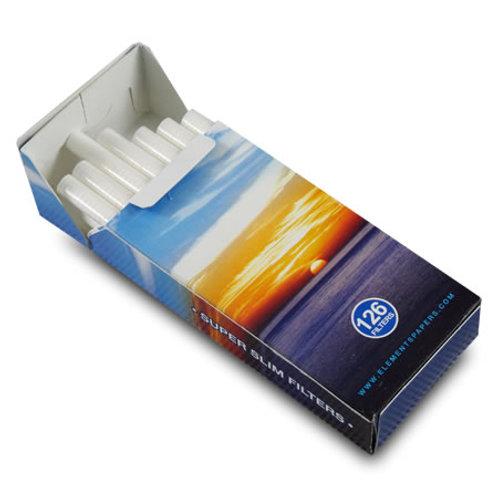 Elements Cotton Super Slim Filters