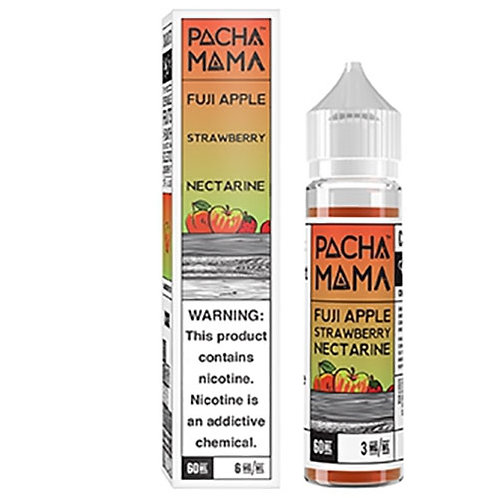 Pacha Mama Fuji Apple Strawberry Nectarine 60 ml