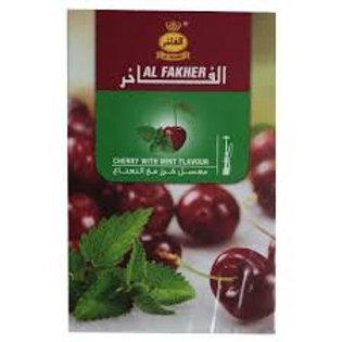 Tabaco Al Fakher Cherry W/Mint Flavor