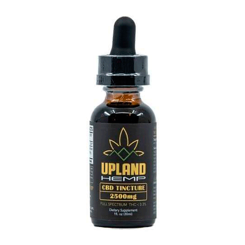 Upland Hemp Full Spectrum 1000 mg