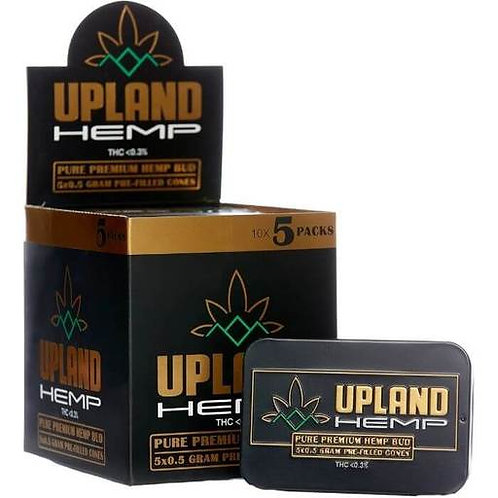 Upland Hemp pre rolls